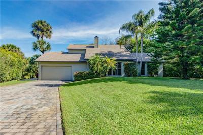 Sebastian Single Family Home For Sale: 889 Robin Lane
