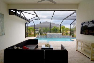 Vero Beach, Indian River Shores, Melbourne Beach, Melbourne, Sebastian, Palm Bay, Orchid Island, Micco, Indialantic, Satellite Beach Single Family Home For Sale: 405 Jacqueline Way