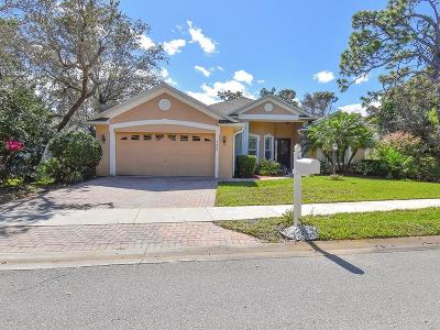 Sebastian Single Family Home For Sale: 789 Collier Club Drive