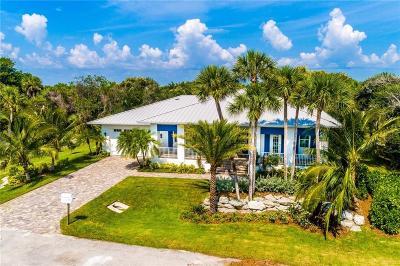Vero Beach Single Family Home For Sale: 11775 Brown Pelican Way