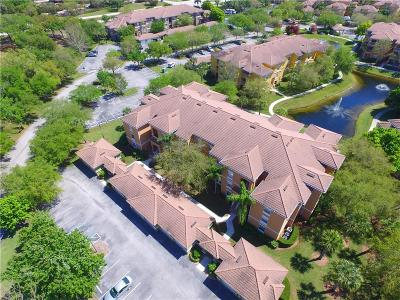 Vero Beach Condo/Townhouse For Sale: 5060 Fairways Circle #F105