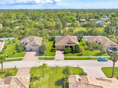 Vero Beach Single Family Home For Sale: 7675 Fieldstone Ranch