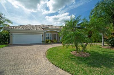 Vero Beach, Indian River Shores, Melbourne Beach, Melbourne, Sebastian, Palm Bay, Orchid Island, Micco, Indialantic, Satellite Beach Single Family Home For Sale: 15 Sailfish Road