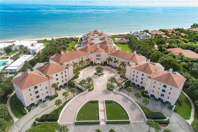 Vero Beach, Indian River Shores, Melbourne Beach, Melbourne, Sebastian, Palm Bay, Orchid Island, Micco, Indialantic, Satellite Beach Condo/Townhouse For Sale: 5680 Highway A1a #107