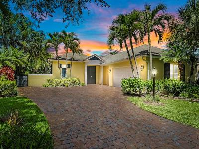 Vero Beach, Indian River Shores, Melbourne Beach, Melbourne, Sebastian, Palm Bay, Orchid Island, Micco, Indialantic, Satellite Beach Single Family Home For Sale: 226 SW Oak Hammock Circle