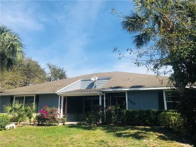 Vero Beach Single Family Home For Sale: 460 21st Court