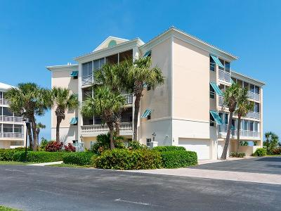 Vero Beach, Indian River Shores, Melbourne Beach, Melbourne, Sebastian, Palm Bay, Orchid Island, Micco, Indialantic, Satellite Beach Condo/Townhouse For Sale: 8810 Sea Oaks Way #406