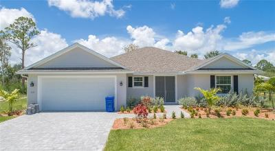 Vero Beach Single Family Home For Sale: 3135 62nd Avenue