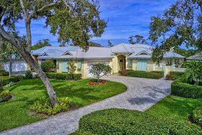 Vero Beach, Indian River Shores, Melbourne Beach, Melbourne, Sebastian, Palm Bay, Orchid Island, Micco, Indialantic, Satellite Beach Single Family Home For Sale: 112 Estuary Drive