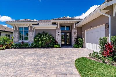 Vero Beach, Indian River Shores, Melbourne Beach, Melbourne, Sebastian, Palm Bay, Orchid Island, Micco, Indialantic, Satellite Beach Single Family Home For Sale: 2364 Grand Harbor Reserve