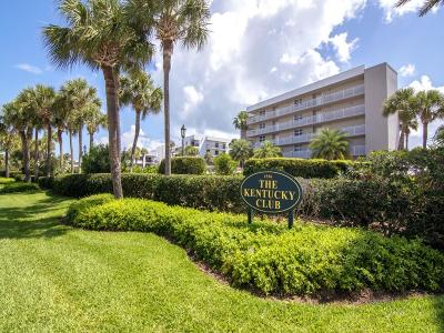 Vero Beach, Indian River Shores, Melbourne Beach, Melbourne, Sebastian, Palm Bay, Orchid Island, Micco, Indialantic, Satellite Beach Condo/Townhouse For Sale: 1556 Ocean Drive #304B