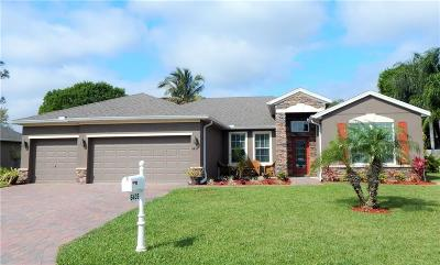 Vero Beach Single Family Home For Sale: 6435 Parklane Court