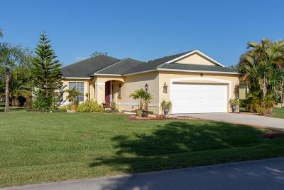 Vero Beach Single Family Home For Sale: 4775 47th Court