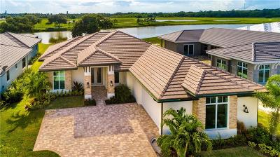 Vero Beach, Indian River Shores, Melbourne Beach, Melbourne, Sebastian, Palm Bay, Orchid Island, Micco, Indialantic, Satellite Beach Single Family Home For Sale: 2360 Grand Harbor Reserve