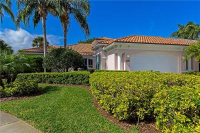 Vero Beach, Indian River Shores, Melbourne Beach, Melbourne, Sebastian, Palm Bay, Orchid Island, Micco, Indialantic, Satellite Beach Single Family Home For Sale: 1155 Harbor Links Circle