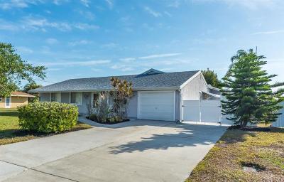 Sebastian Single Family Home For Sale: 112 Kildare Drive