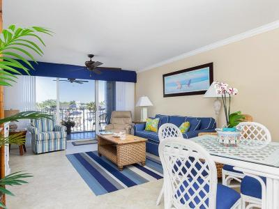 Vero Beach Condo/Townhouse For Sale: 2140 Spyglass Lane #215