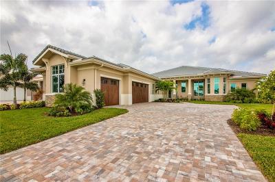 Vero Beach Single Family Home For Sale: 2344 Grand Harbor Reserve