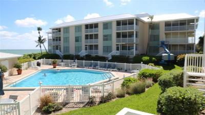 Vero Beach, Indian River Shores, Melbourne Beach, Melbourne, Sebastian, Palm Bay, Orchid Island, Micco, Indialantic, Satellite Beach Condo/Townhouse For Sale: 8840 Sea Oaks Way #107B