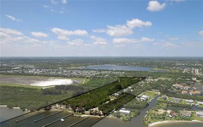 Vero Beach, Indian River Shores, Melbourne Beach, Melbourne, Sebastian, Palm Bay, Orchid Island, Micco, Indialantic, Satellite Beach Residential Lots & Land For Sale: 10500 Us Highway 1st