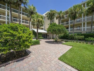 Vero Beach Condo/Townhouse For Sale: 8840 S Sea Oaks Way #307B