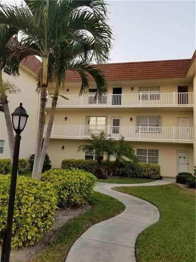 Vero Beach, Indian River Shores, Melbourne Beach, Melbourne, Sebastian, Palm Bay, Orchid Island, Micco, Indialantic, Satellite Beach Condo/Townhouse For Sale: 5400 Highway A1a #B9