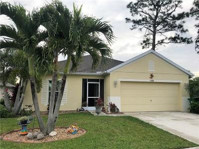 Sebastian Single Family Home For Sale: 122 Briarcliff Circle