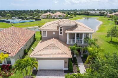 Vero Beach Single Family Home For Sale: 3345 Westford Circle