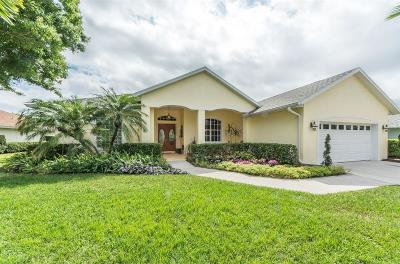 Vero Beach Single Family Home For Sale: 3845 8th Lane