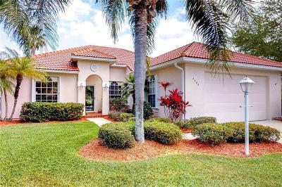 Vero Beach Single Family Home For Sale: 2480 55th