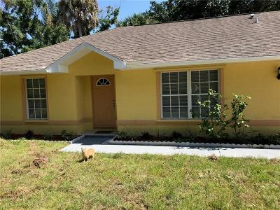 Vero Beach Single Family Home For Sale: 1625 12th Street