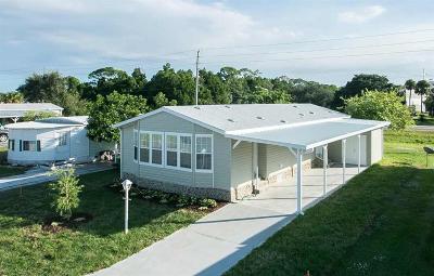 Sebastian Single Family Home For Sale: 923 Vireo Drive