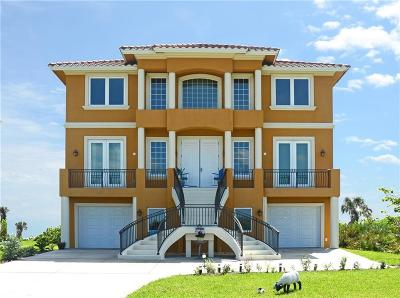 Melbourne, Melbourne Beach Single Family Home For Sale: 9265 Highway A1a