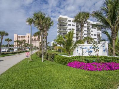 Hutchinson Island Condo/Townhouse For Sale: 5155 N A1a Highway #814