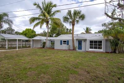 Sebastian Single Family Home For Sale: 13670 77th Terrace