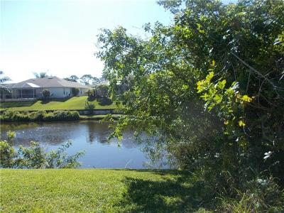 Vero Beach, Indian River Shores, Melbourne Beach, Melbourne, Sebastian, Palm Bay, Orchid Island, Micco, Indialantic, Satellite Beach Residential Lots & Land For Sale: 462 Concha Drive