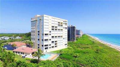 Hutchinson Island Condo/Townhouse For Sale: 3920 Highway A1a #804