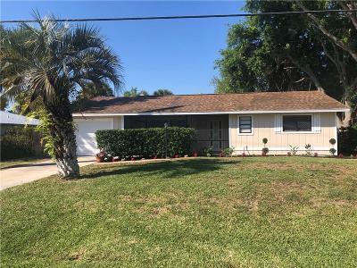 Sebastian Single Family Home For Sale: 1191 Barber Street