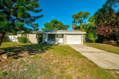 Vero Beach Single Family Home For Sale: 745 18th Avenue
