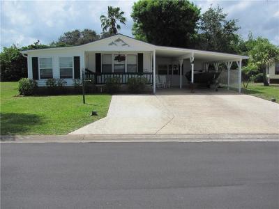 Micco Condo/Townhouse For Sale: 7470 Blackhawk Drive #1