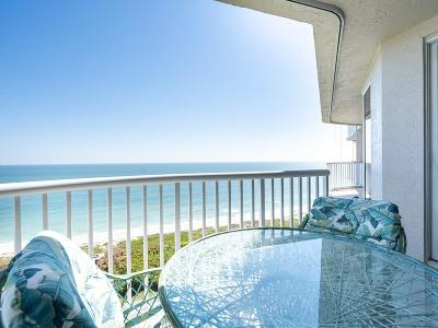 Hutchinson Island Condo/Townhouse For Sale: 5051 Highway A1a #PH2-4