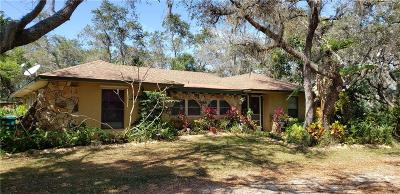 Micco Single Family Home For Sale: 9805 Fleming Grant Road
