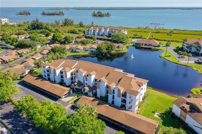 Sebastian Condo/Townhouse For Sale: 6232 Mirror Lake Drive #604