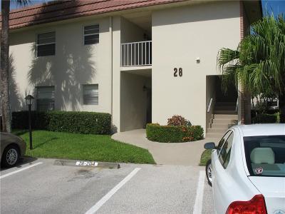 Vero Beach Condo/Townhouse For Sale: 28 Vista Gardens Trail #206