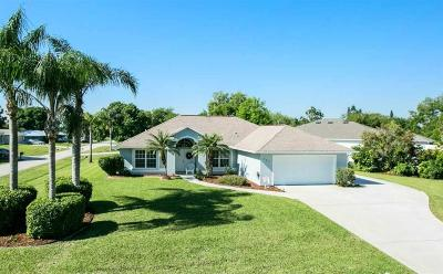 Sebastian Single Family Home For Sale: 701 Rose Avenue