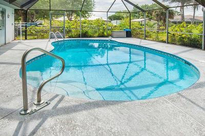 Sebastian Single Family Home For Sale: 521 Quarry Lane