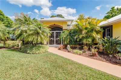 Sebastian Single Family Home For Sale: 557 Peterson Street