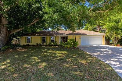 Vero Beach Single Family Home For Sale: 3045 Buckinghammock Trail