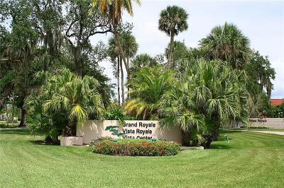 Vero Beach Condo/Townhouse For Sale: 53 Woodland Drive #103