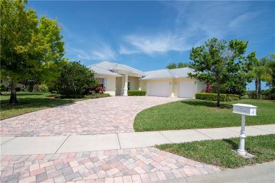Sebastian Single Family Home For Sale: 100 Woodstork Way